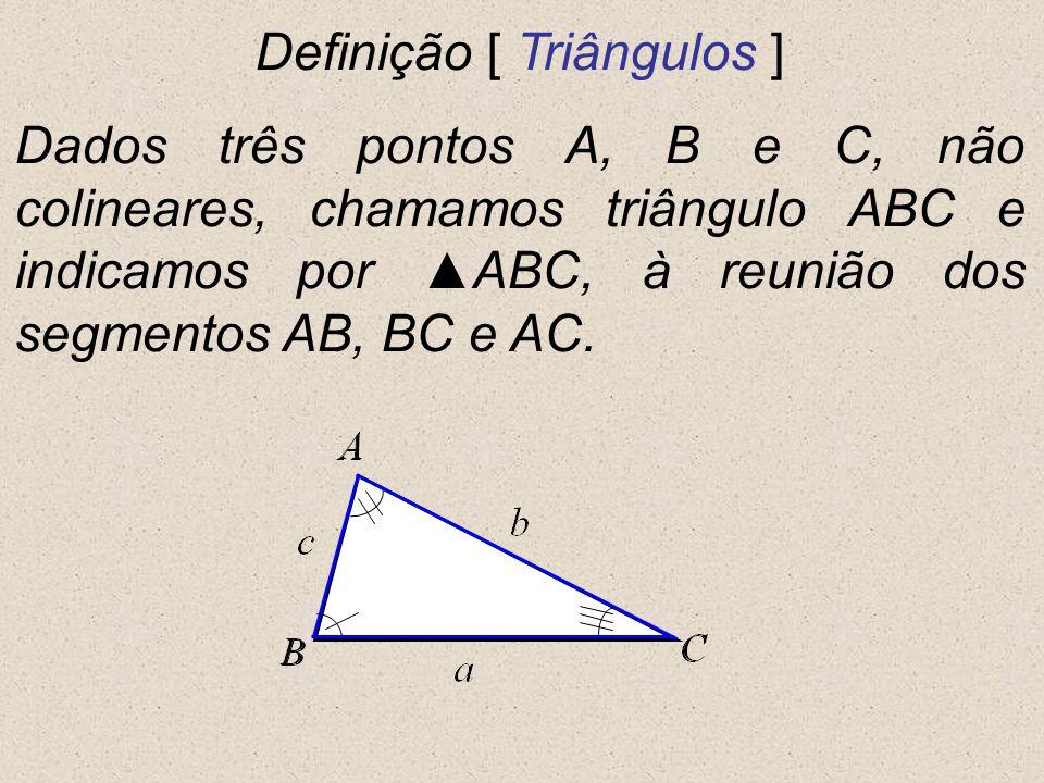 Definição [ Triângulos ]